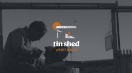 Tin Shed Ventures logo and image